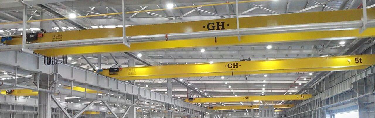 Hyundai Of El Paso >> 21 grúas viajeras para Hyundai en Rosarito (Mexico) | GH Cranes