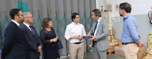 Câmara Municipal Da Trofa (Roteiro do Empreendedorismo 2018) visita à GH PT