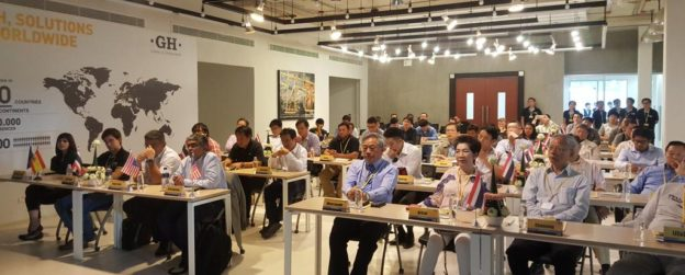 Win-Win top customers meeting y regional seminar en Bangkok