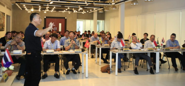 WIN-WIN top customers programme and regional seminar in Bangkok