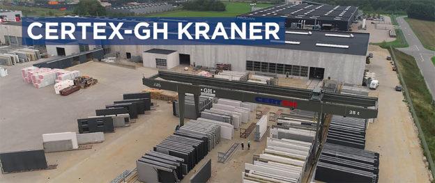 Certex GH KRANER Confac prefabricados de hormigon