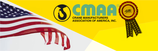GH joins the Crane Manufacturers Association of America (CMAA) as a full member