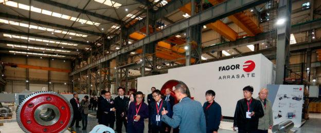 Se ha celebrado el décimo aniversario de FAGOR ARRASATE en China