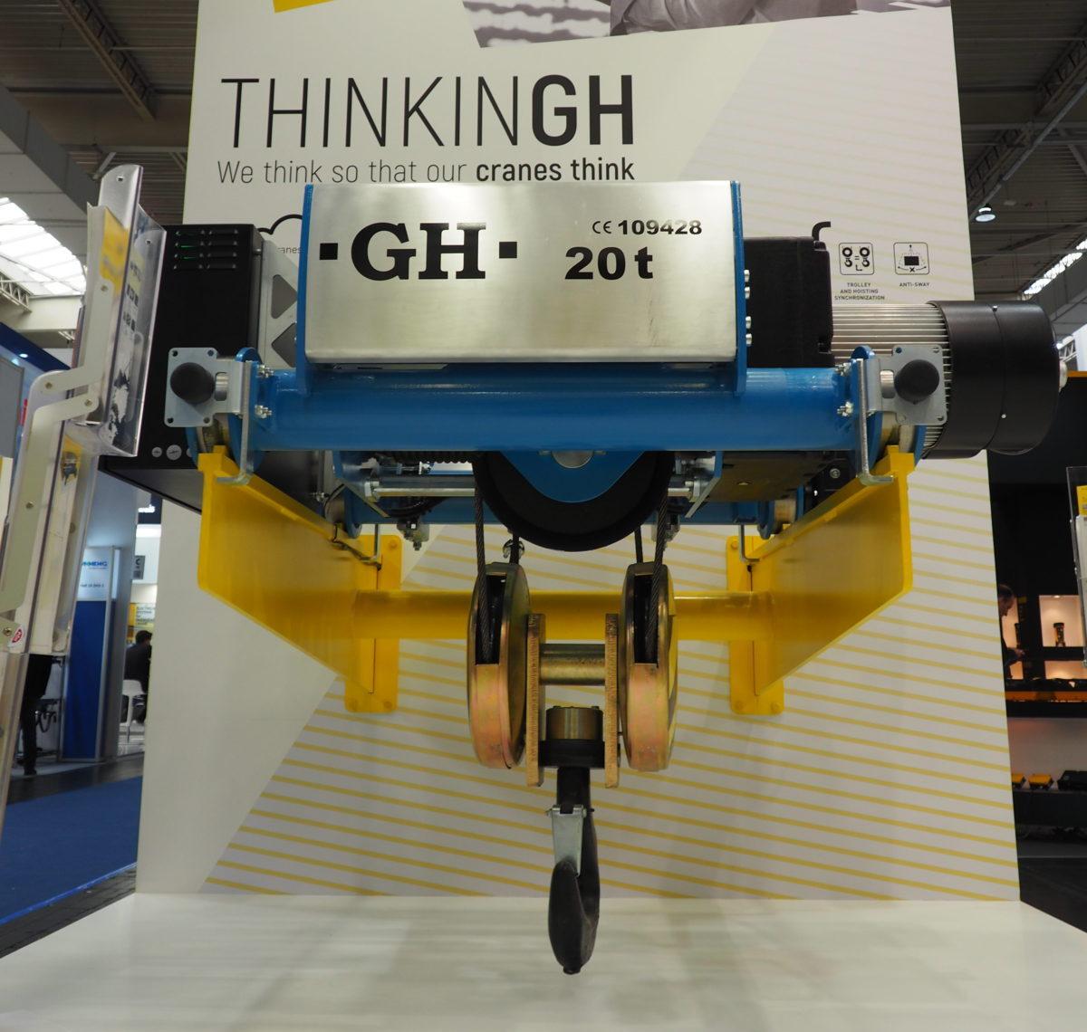 GHE17 hoist