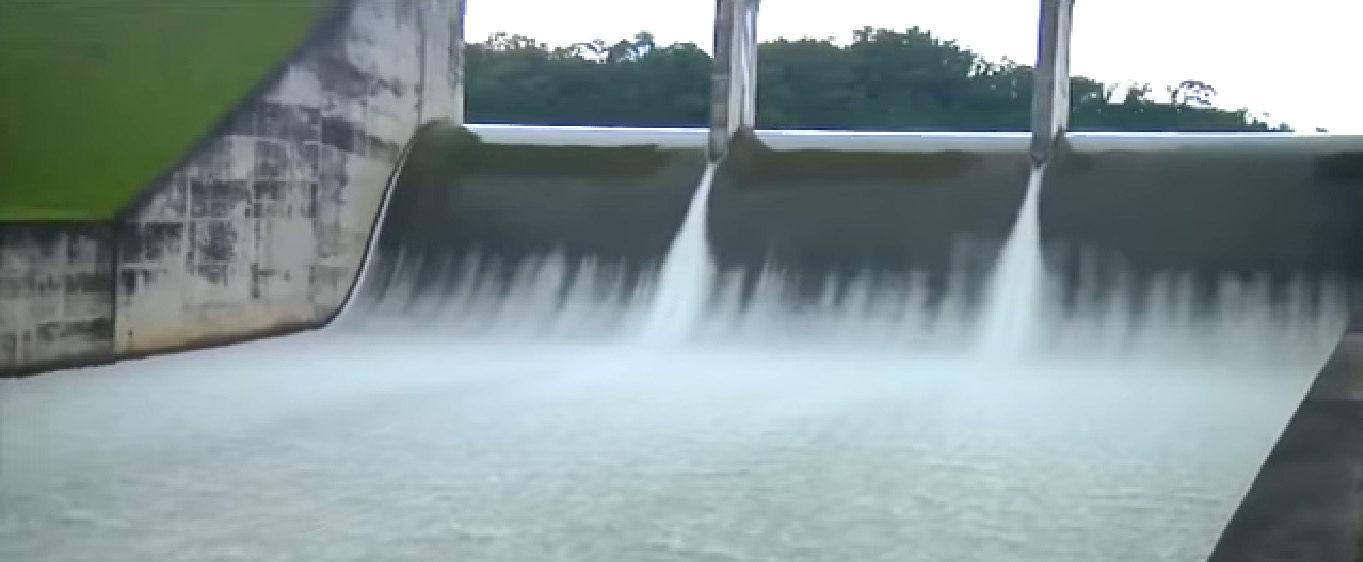 central hidroeléctrica las playas Colombia