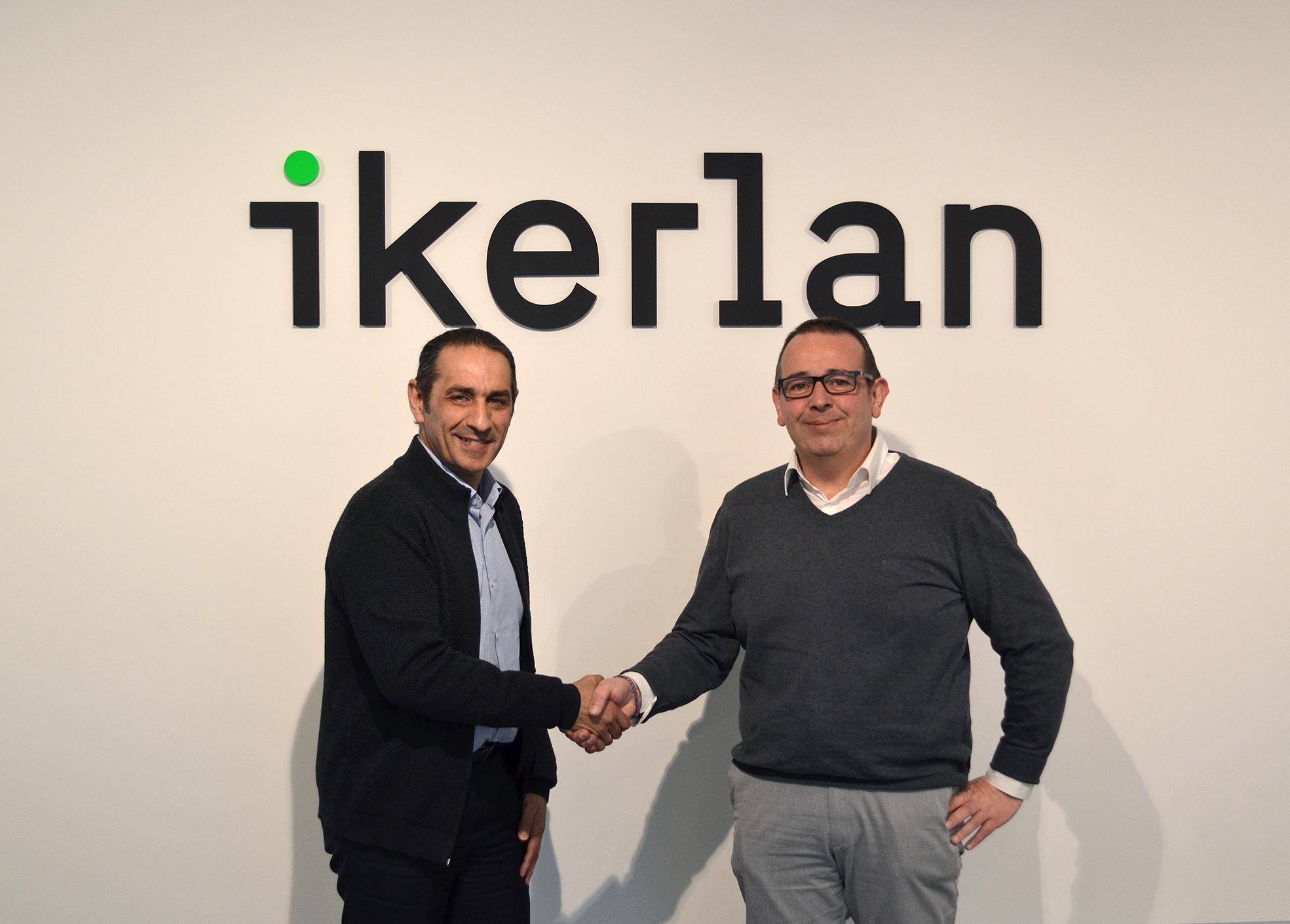GH Cranes e Ikerlan firman un convenio de colaboración en I+D
