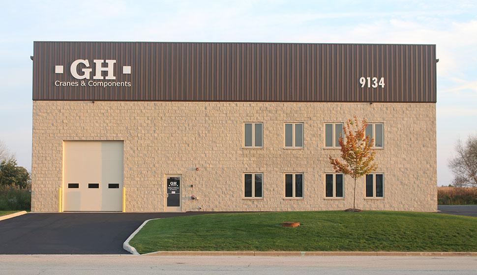 facilities gh usa illinois