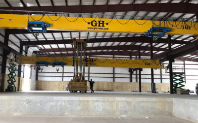 Minimize Your Steel-Building Costs with Overhead Cranes Built from Box Girders