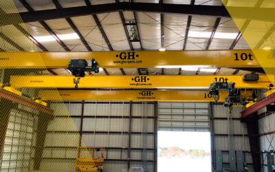 """7 Key """"Total Cost Of Ownership"""" Considerations When Buying An Overhead Crane"""