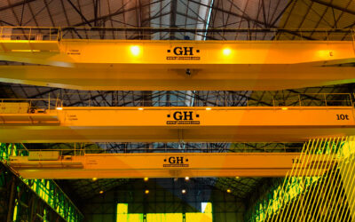 Buying a Bridge Crane from a US Manufacturer: Seven Advantages