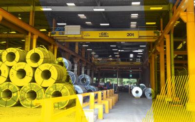 Overhead Cranes for Steel Handling: Top Seven Questions to Ask