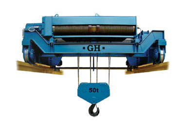 High capacity hoist