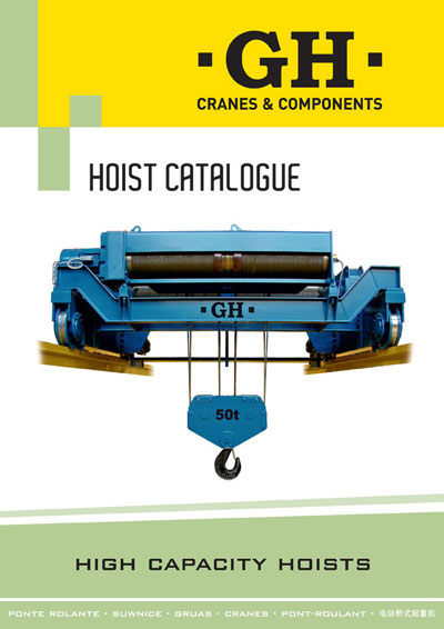 High capacity hoists