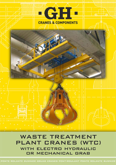 Waste-to-Energy cranes