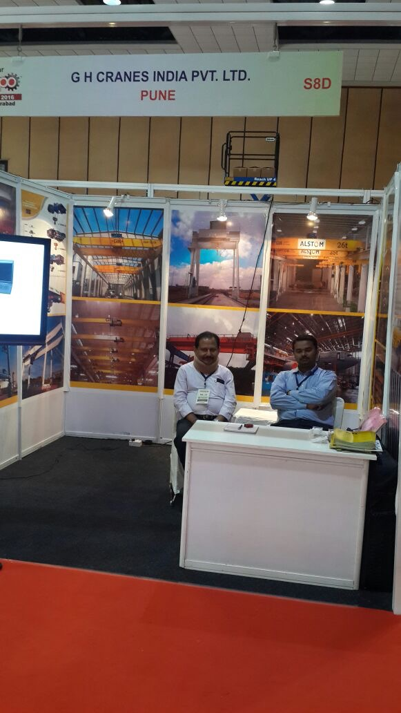 Indexpo 2016. Hyderabad