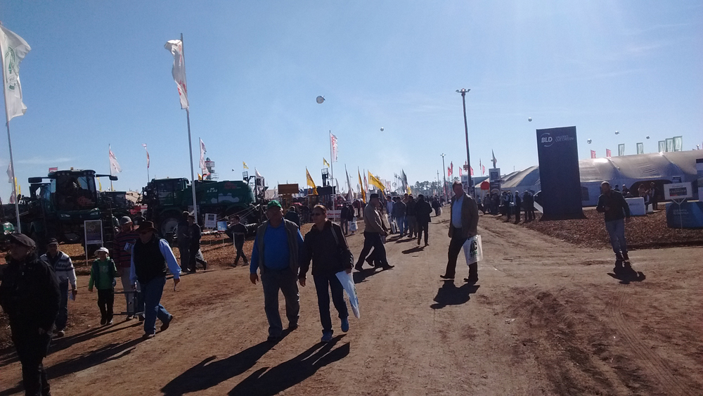 GH CRANES & COMPONENTS na feira Agroactiva 2017