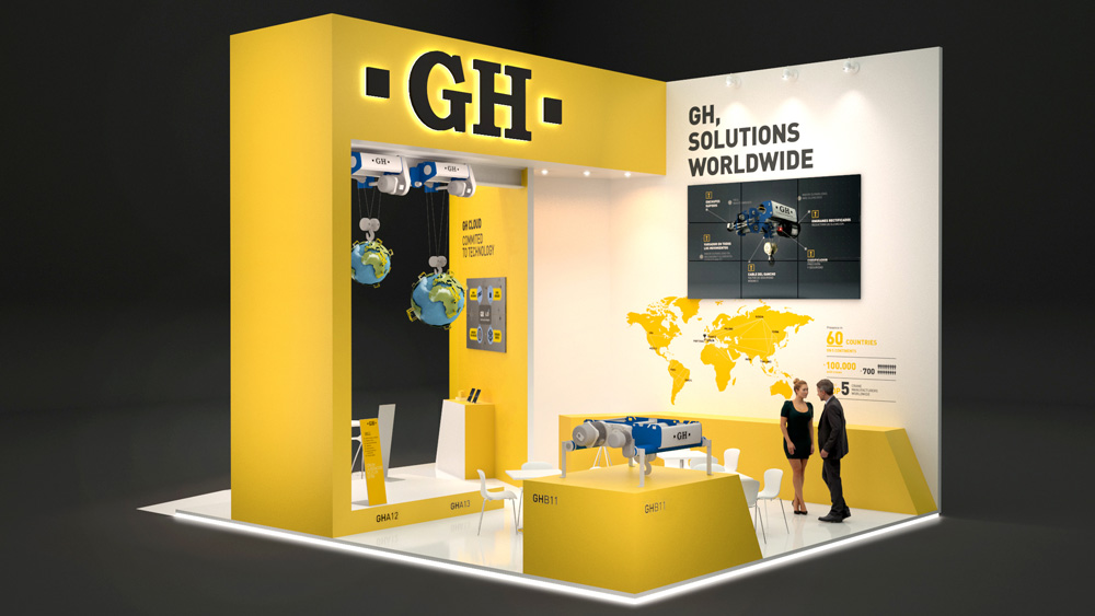 GH is taking part at CeMAT 2016 exhibition in Hannover