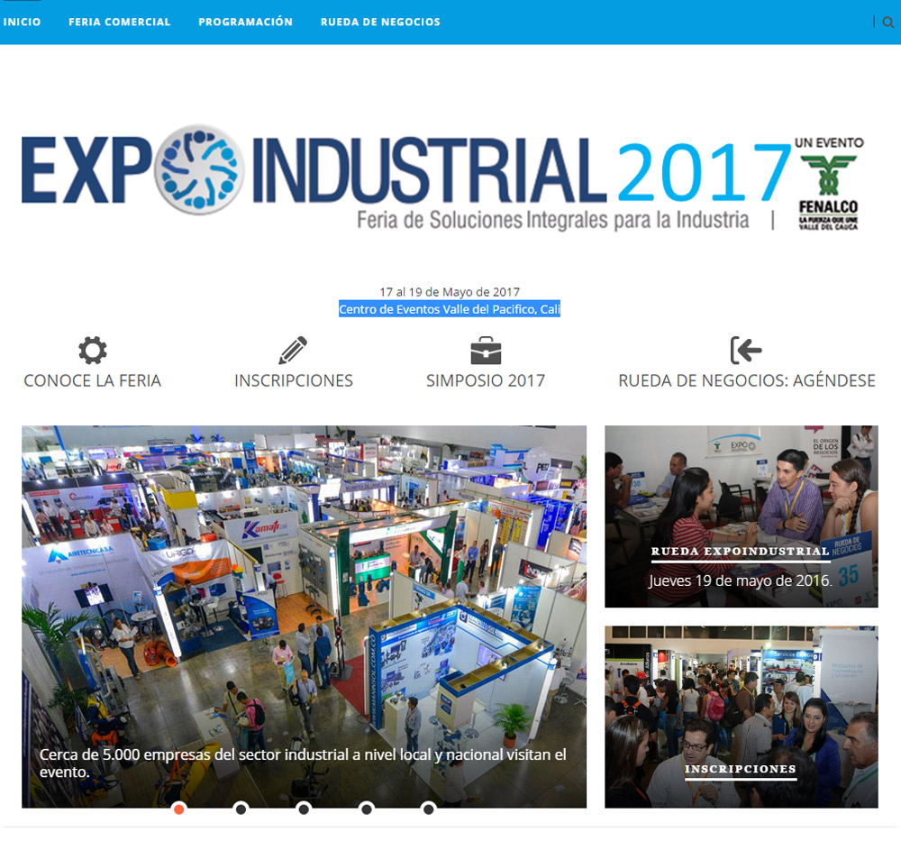 GH to attend Expoindustrial 2017