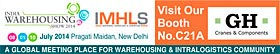 India Warehousing Show 2014 (IMHLS)