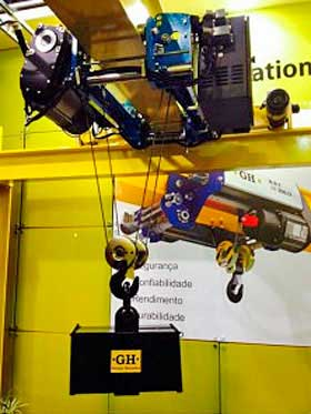 30th International Fair Mechanical in Brazil