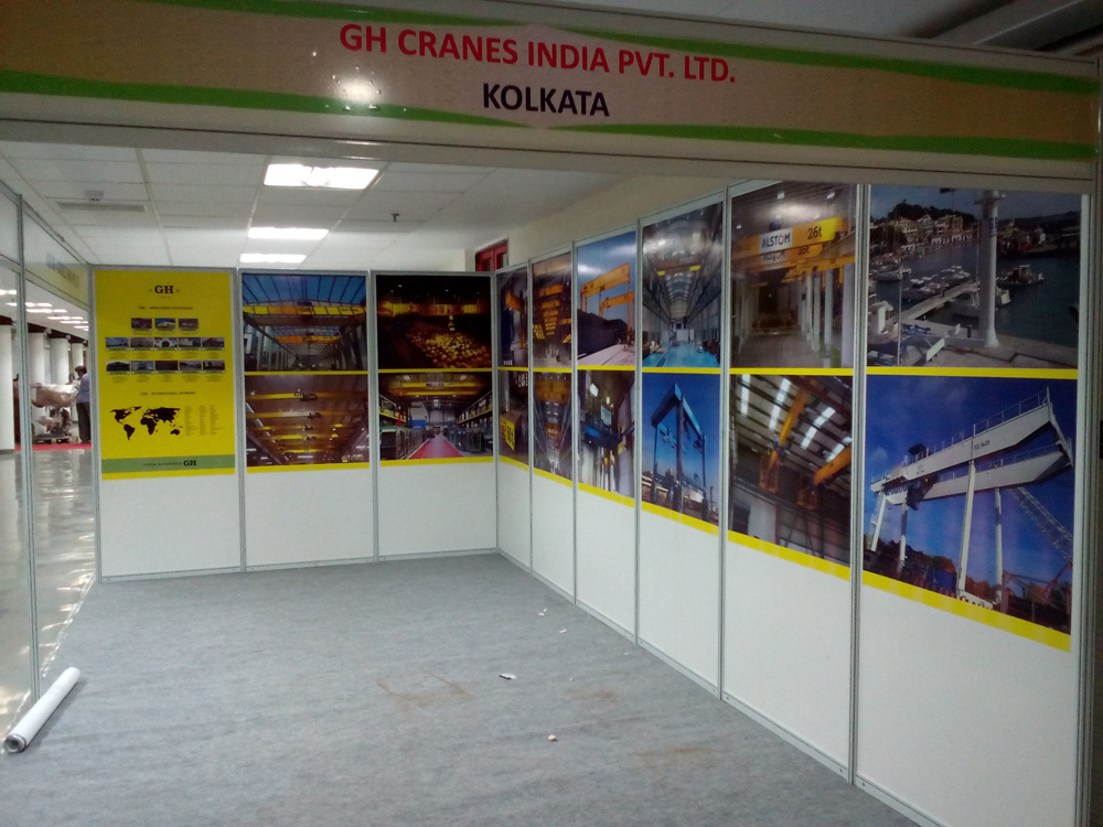 Plant & Machinery Show in Indore (India)