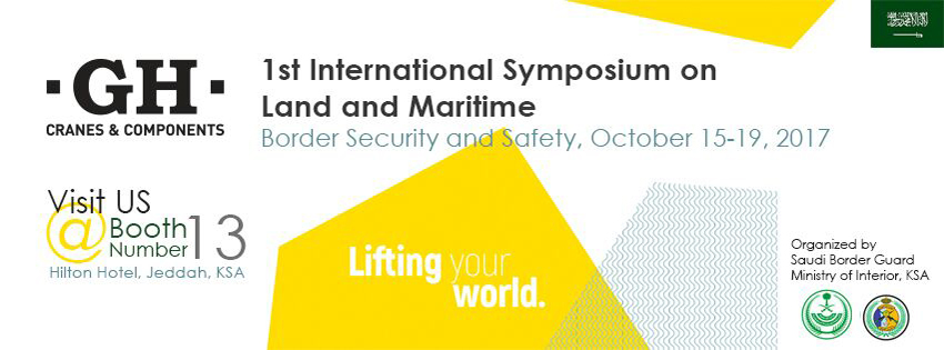 Etihad Cranes together with GH Cranes will be present at the 1st International Symposium in Jeddah
