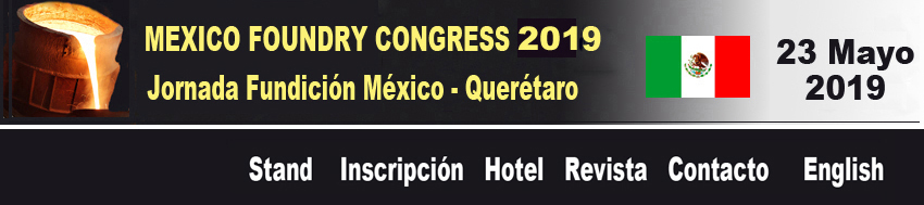 GH CRANES & COMPONENTS will attend the Mexico Foundry 2019