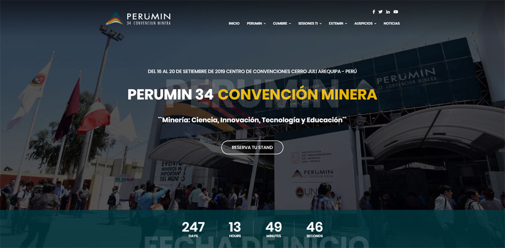 GH will attend the Perumin 2019 fair