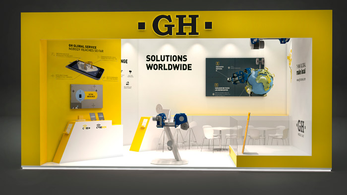 GH will participate the 2016 Industry Exhibition in Iran