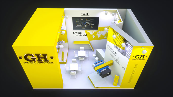 GH to participate in the LogiMat 2019 fair