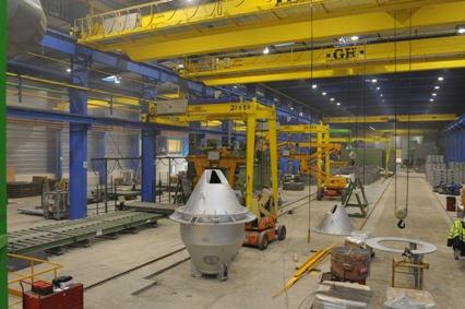 <br>Installation of some GH Cranes &amp; Components semi gantry cranes and EOT cranes.
