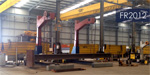 GH CRANES & COMPONENTS with the FastRotator FR2012 machine