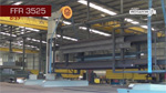 GH CRANES & COMPONENTS with the FastRotator FFR3525 machine