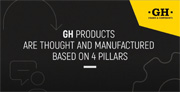 4 pillars of our manufacturing process